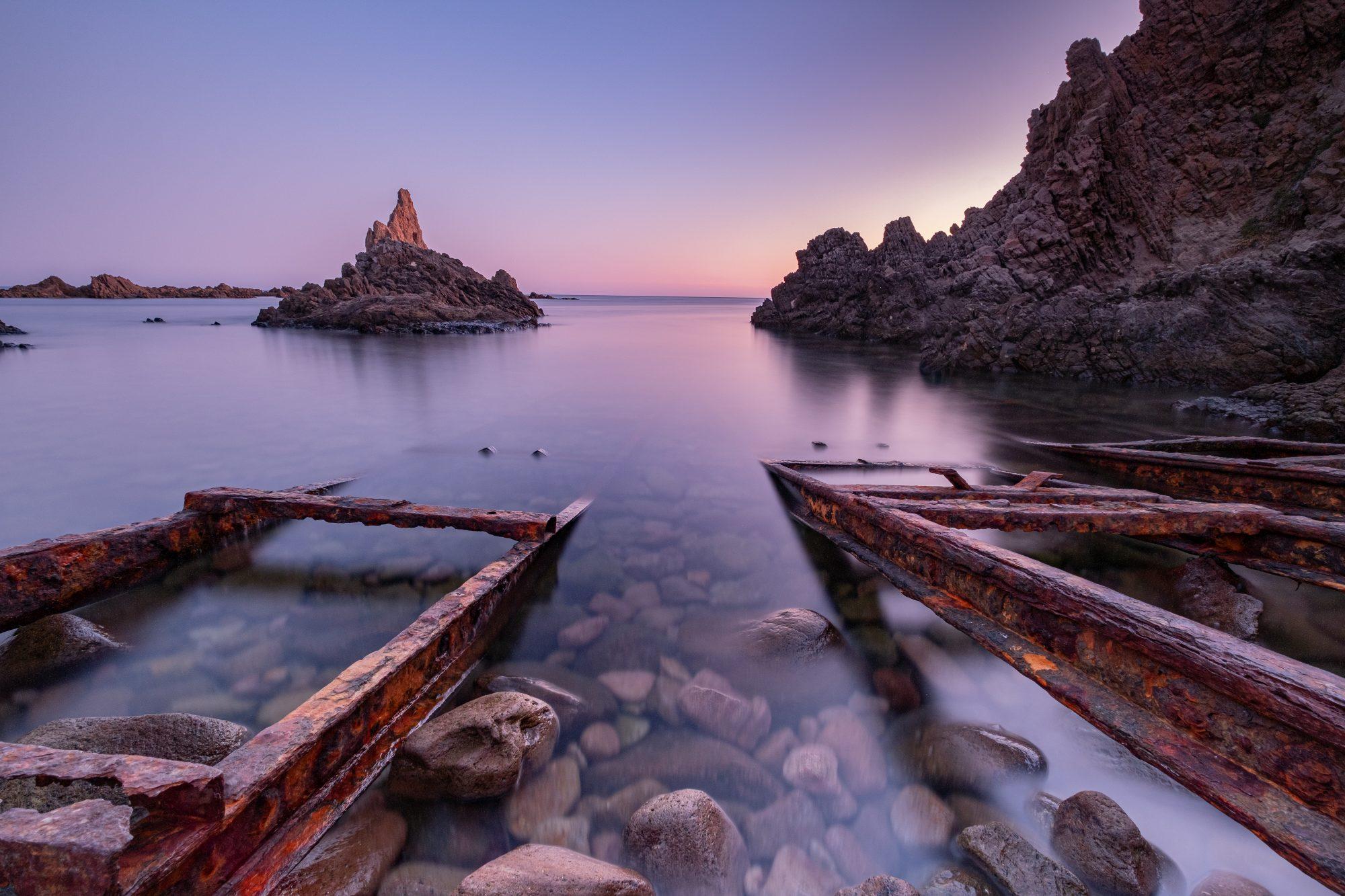 A.Cabo de Gata, Spain